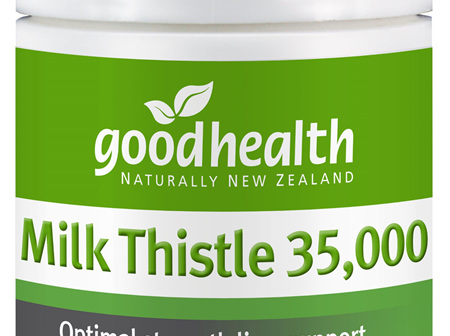 Good Health - Milk Thistle 35,000