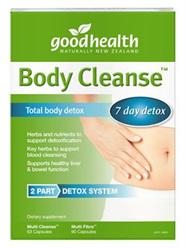 Good Health NZ Body cleanse™ - Detox Kit