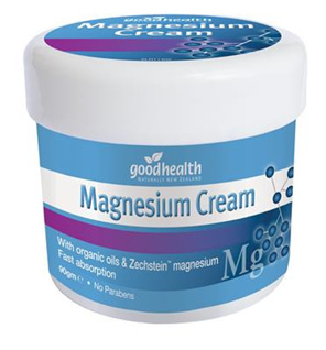 Good Health NZ Magnesium Cream - 90g