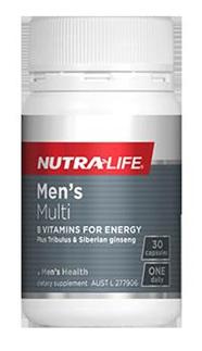 Good Health NZ Men'S Multi  60 Tablets