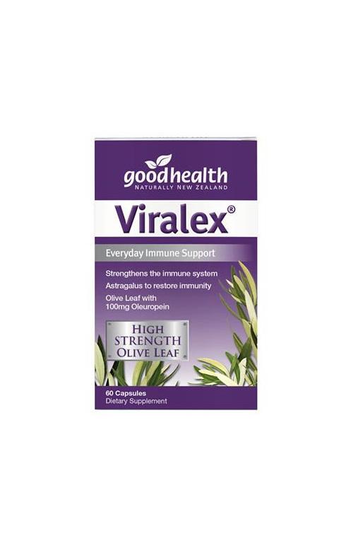 Good Health Nz Viralex  60 Capsules
