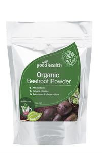 Good Health Organic Beetroot Powder 100gm