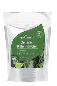 Good Health Organic Kale Powder 100gm