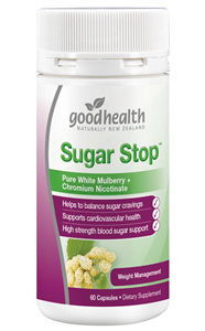 Good Health Sugar Stop 60 Capsules