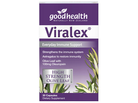 Good Health - Viralex - 30 Capsules
