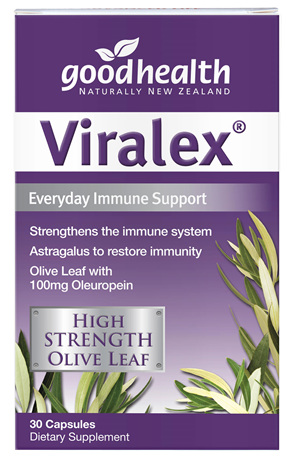 Good Health - Viralex - 30 Capsules