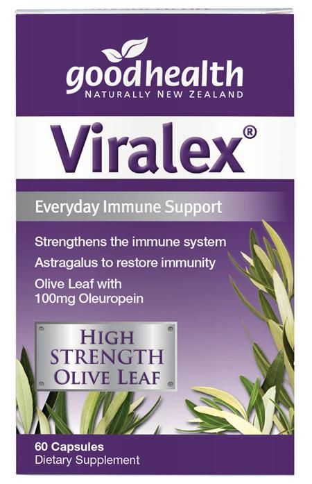 Good Health - Viralex 60 Capsules