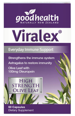 Good Health - Viralex 60 Capsules