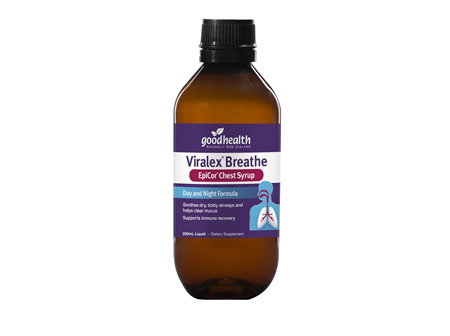 Good Health - Viralex Breathe Chest Syrup