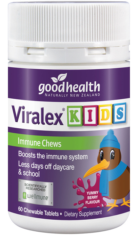 Good Health - Viralex Kids 60 tabs