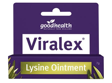Good Health Viralex Lysine Ointment  7g
