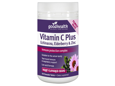 Good Health - Vitamin C Plus - 150 Tablets