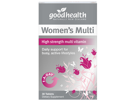 Good Health - Women's Multi - 30 Tablets
