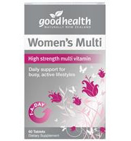 GOOD HEALTH Womens Multi 60tab
