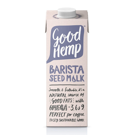 Good Hemp Creamy BARISTA Seed Milk