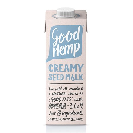 Good Hemp Creamy Seed Milk