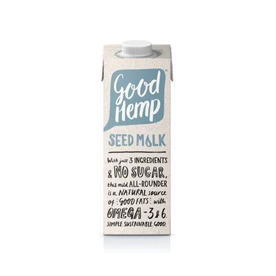 Good Hemp Creamy Seed Mylk - 1L