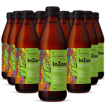 Good Herb Natural Turpene Soda - 250ml
