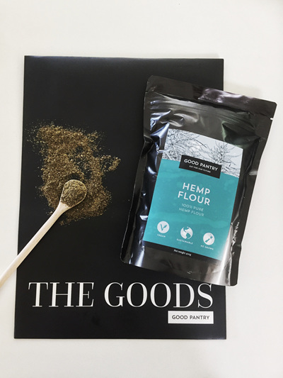 Good Pantry Hemp Flour 400g
