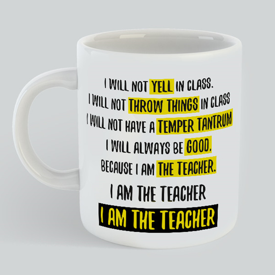 Good Teacher Mug