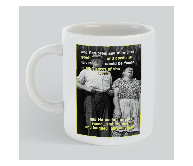 Good Wives Mug