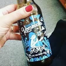Goodbuzz Organic Kombucha Jasmine 328ml
