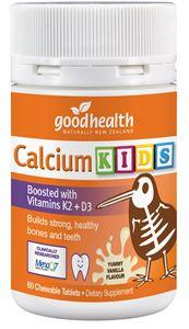 Goodhealth Calcium Kids (60 Chews)