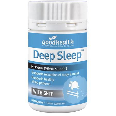 GOODHEALTH Deep Sleep 30caps