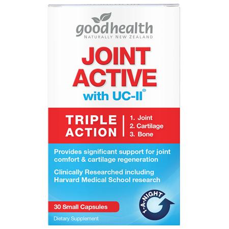 GOODHEALTH Joint Active UC-II 30s