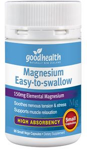 Goodhealth Magnesium Easy-to-swallow (90 small caps)