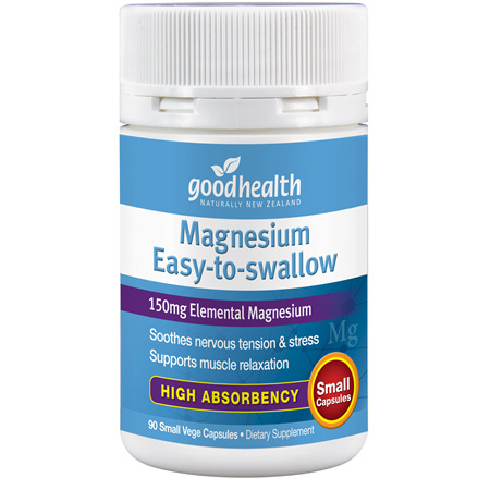 GOODHEALTH Magnesium Easy to Swallow 90cap