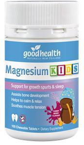 Goodhealth Magnesium Kids (100 chew tabs)