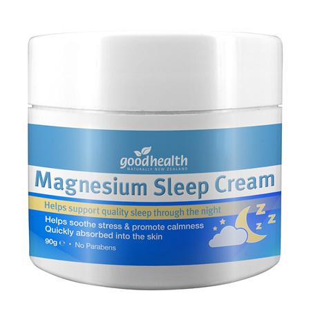 GOODHEALTH Magnesium Sleep Cream 90g