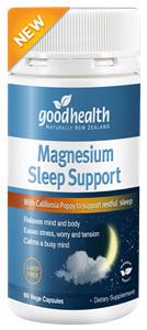 Goodhealth Magnesium Sleep Support (60 caps)