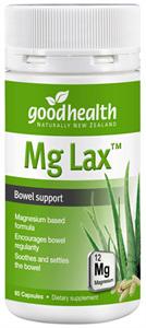 Goodhealth Mg Lax (60 caps)