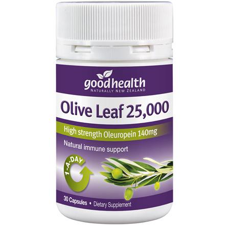 GOODHEALTH Olive Leaf 25000mg 30caps