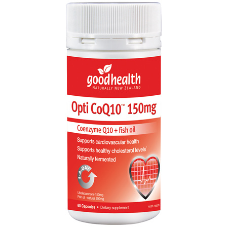 GOODHEALTH Opti CoQ10 150mg 60caps