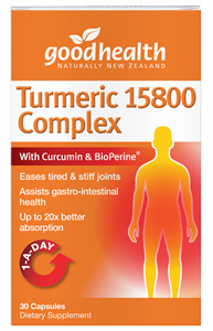 Goodhealth Turmeric Complex 15800