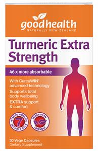 Goodhealth Turmeric Extra Strength (30 caps)