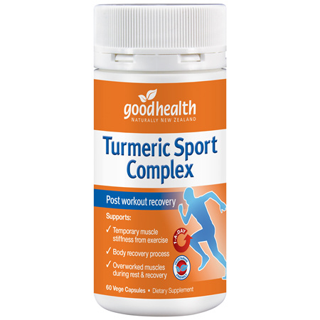 GOODHEALTH Turmeric Sport Complex 60caps