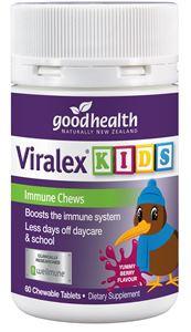 Goodhealth Viralex Kids (60 berry chews)