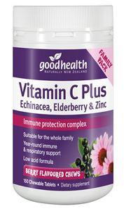Goodhealth Vitamin C Plus (150 chews)