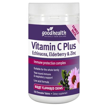 GOODHEALTH Vitamin C Plus 150tab