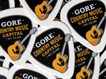 Gore Country Music Pick