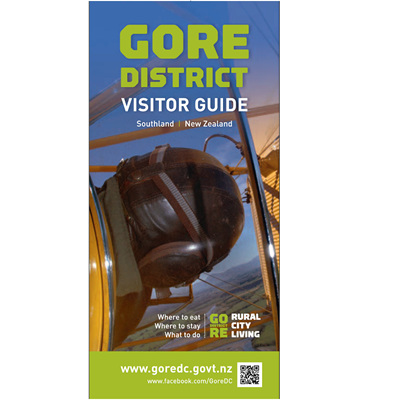 Gore District Visitor Guide