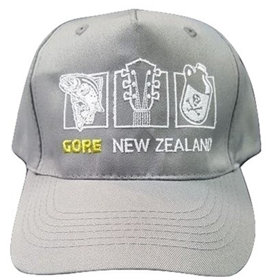 Gore NZ District Symbols Cap - SALE