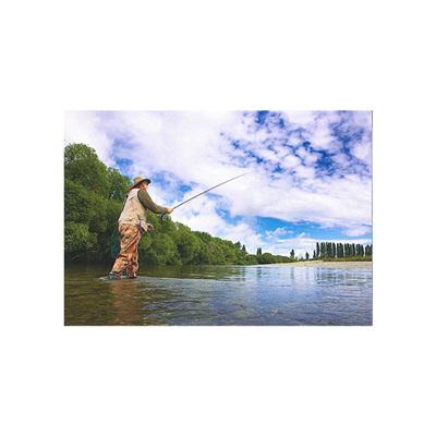Gore NZ Fishing Postcard