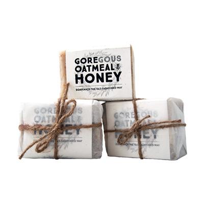 Gore NZ Gorgeous Oatmeal Honey Soap