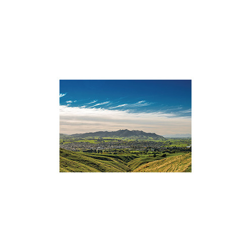Gore NZ Hokonui Hills Postcard