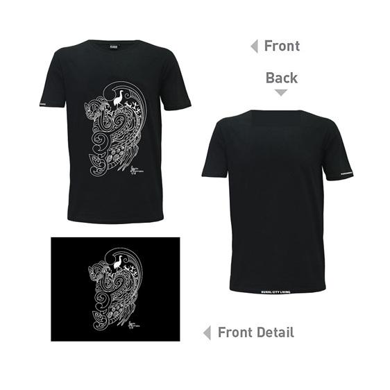 GoreNZ Maruawai Male T-Shirt by Gavin Thomson
